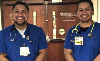 Guillermo y Jonathan Vargas Andrés llevan 18 años en Estados Unidos