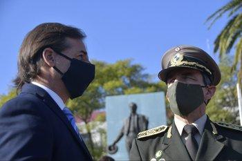El comandante en jefe, Gerardo Fregossi, impulsó un proceso para repasar la realidad histórica del Ejército desde 1958 a la actualidad
