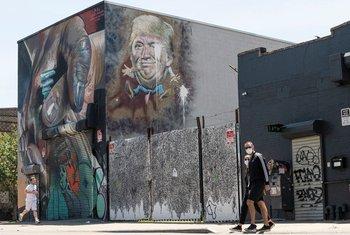 Mural de Nueva York