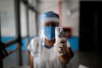 El Sinae actualizó los datos de este martes, respecto al avance de la pandemia en Uruguay