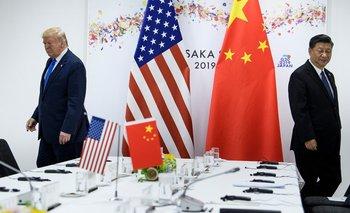 Donald Trump y Xi Jinping durante un encuentro bilateral durante el G20 de Osaka, en junio de 2019