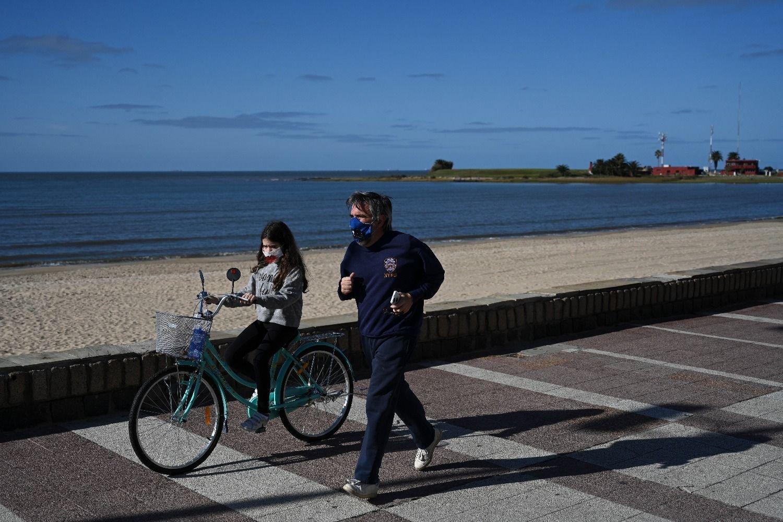 Uruguay se muestra como caso de éxito contra el coronavirus
