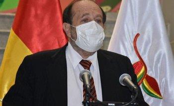 Marcelo Navajas es el segundo ministro de Salud desde que comenzó el gobierno transitorio de Áñez