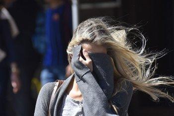 """Inumet prevé sensaciones térmicas """"muy bajas"""" hasta el miércoles y alerta por vientos fuertes y persistentes"""