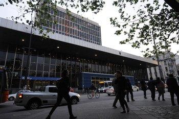 Sede del Banco República Oriental del Uruguay