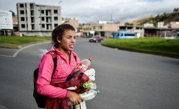 Algunos refugiados llegan a compartir habitación con hasta seis personas