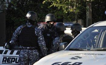 La policía no permitirá aglomeraciones, afirmó el ministro del Interior