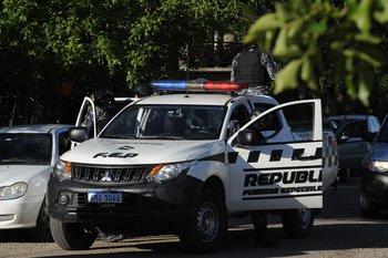 Hay seis detenidos por narcotráfico luego de un operativo focalizado en Villa Española y Colón