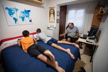 Los menores de 12 años estarán exentos de realizarse un test de covid-19 para ingresar al país europeo