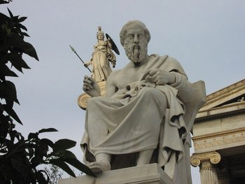 El filósofo griego Sócrates