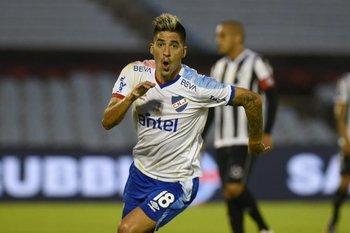 Leandro Fernández, gol y figura del partido