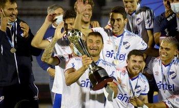 Bergessio llegó a ocho títulos con Nacional