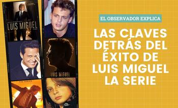 El éxito detrás de Luis Miguel la serie