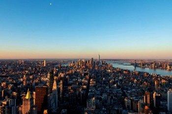Nueva York comienza su vuelta a la normalidad