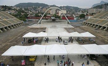 Sambódromo da Marquês de Sapucaí, Río de Janeiro
