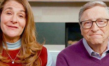 Bill y Melinda Gates anunciaron su separación