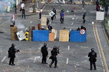Las movilizaciones no cesan en Colombia y la ciudad más afectada desde el inicio de las protestas es Cali
