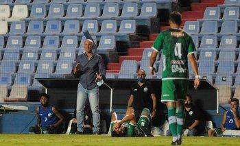 Eduardo Espinel, entrenador de Plaza