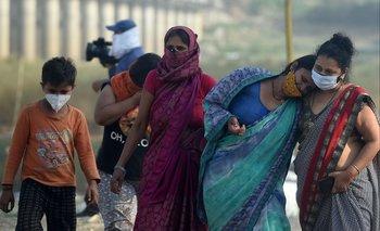 India suma más de 222.000 muertes por la pandemia de covid-19