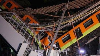 La tragedia se produjo este lunes, pero el estado de la línea 12 ha estado en condiciones preocupantes desde su inauguración