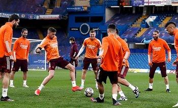 Valverde en Stamford Bridge