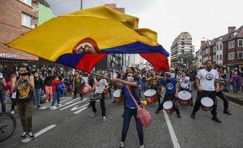 Ya van 8 días de protestas en Colombia con 19 muertos y más de 800 heridos