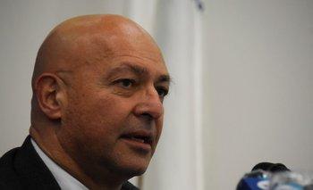 Odizzio señaló que Andrade tiene secreto tributario y que la situación se resolverá apegándose a él
