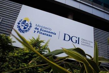 Edificio central de DGI.