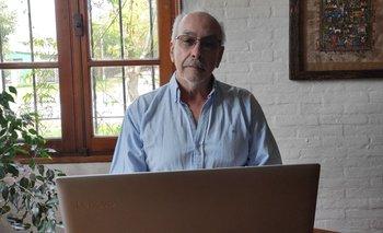 Dr. Rodolfo Azaretto, presidente de la SMVU.