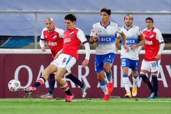 Marichal, errores en dos goles