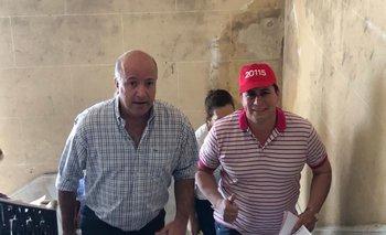 Omar Estévez y Germán Coutinho