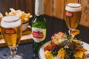 Stella Artois Gluten Free cuenta con los más altos estándares de calidad, sin alterar el cuerpo y el sabor que caracterizan a su clásica lager.