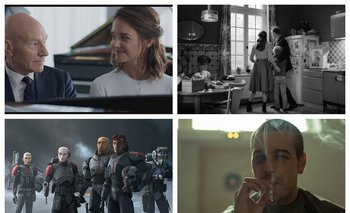 Dos películas y dos series recomendadas para ver en Netflix, Disney+ y +Cinemateca