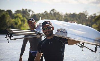 Bruno Cetraro y Felipe Klüver con los sueños de un diploma olímpico a cueestas