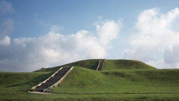 Setenta de los montículos originales de Cahokia son considerados Patrimonio Mundial de la Unesco.