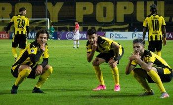 Agustín Canobbio, Pablo Ceppelini y Nicolás Schiappacasse tienen un buen presente en Peñarol