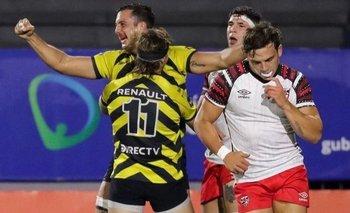 Peñarol le ganó a Selknam y clasificó a la final de la Superliga Americana de Rugby