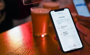 Dinamarca ya comenzó a usar un pase verde digital llamado Coronapas
