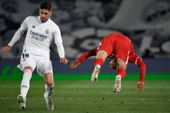 Valverde es titular en Real Madrid en el inicio de LaLiga de España