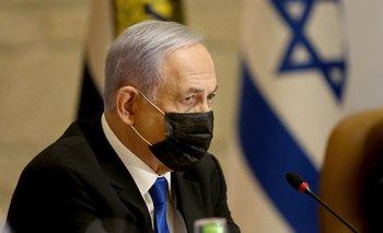 Netanyahu se expresó este sábado por Twitter