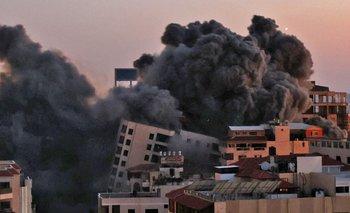 Bombardeo a la torre Hanadi