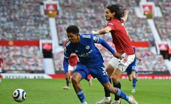 Wesley Fofana le cierra el paso a Cavani