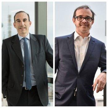 Marcos dal Bianco y Juan Manuel Manías de BBVA Research.