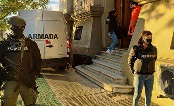 Funcionarios aduaneros incautaron cocaína en el puerto de Montevideo
