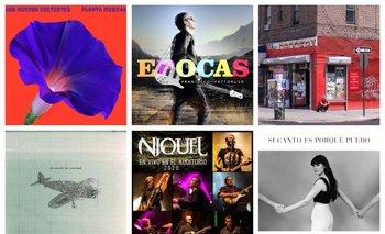 Los Nuevos Creyentes, Francisco Fattoruso, Juan Wauters, Bárbara Jorcin, Níquel y Los Cheques, los artistas a escuchar este mes