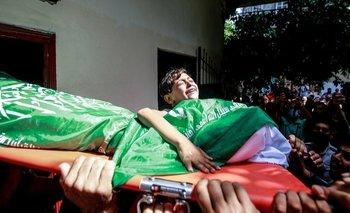 Los funerales para las víctimas son un resultado inevitable de los ataques israelíes.