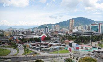 La ciudad de Pereira