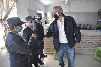 """Larrañaga """"estaba casi en el mejor momento de su trayectoria política"""", destacó Zuasnabar"""