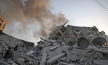Torre Al-Sharouk (Gaza)