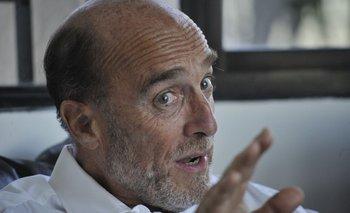 Daniel Martínez criticó la estrategia para manejar la pandemia del gobierno de Lacalle Pou